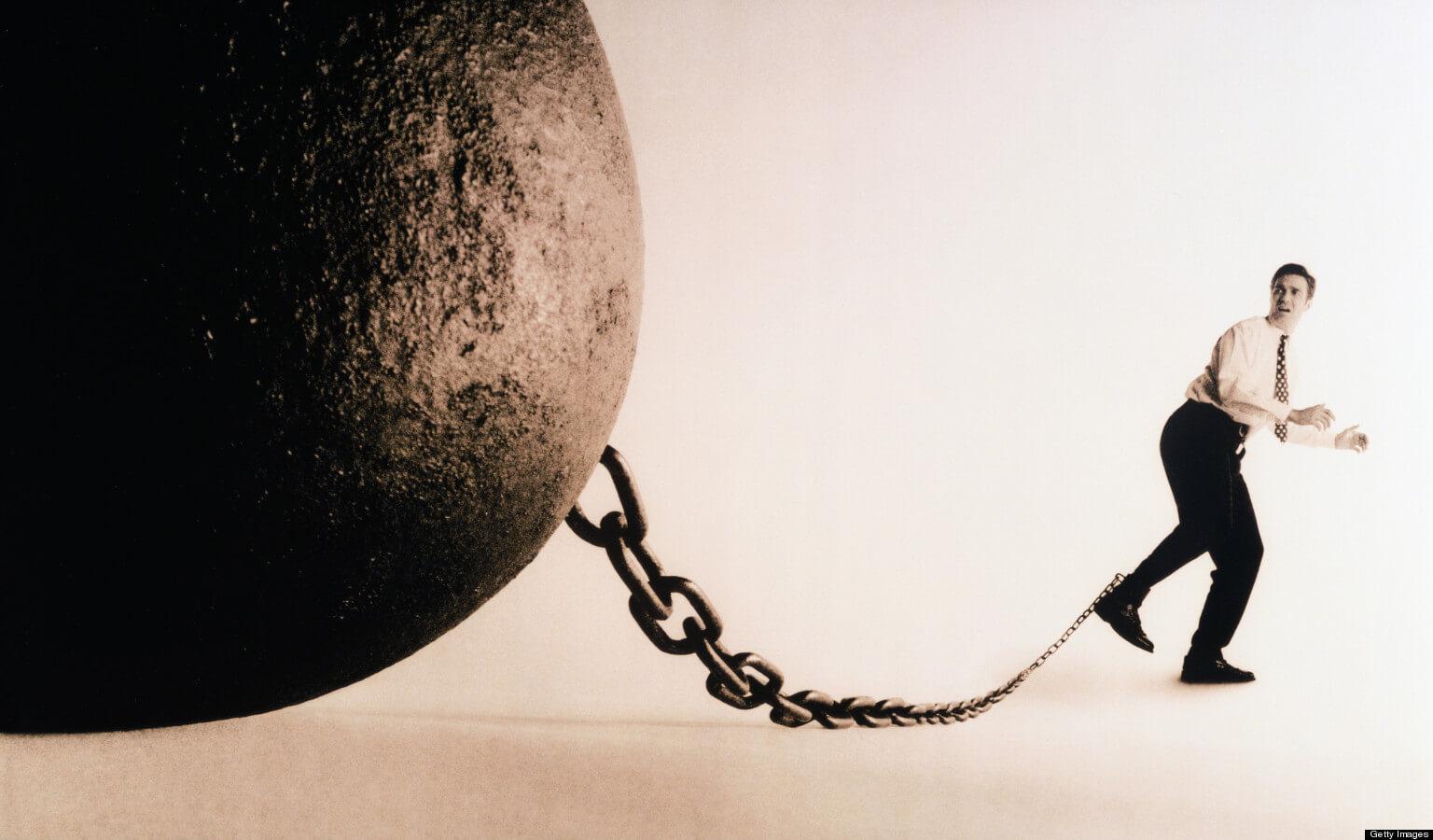 Быть рабом страха — самый худший вид рабства